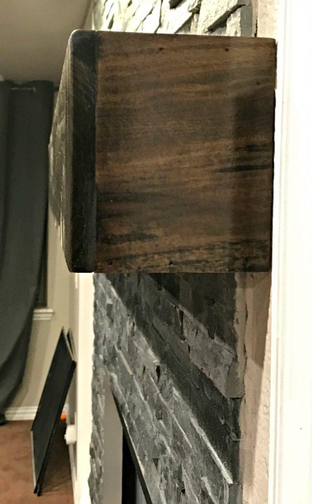 how-to-make-wood-mantel