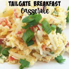Tailgate Breakfast Casserole