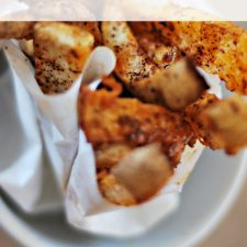 Oven Baked Jicama Fries Recipe