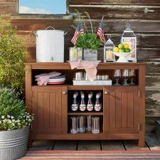 Pottery Barn Bar Carts for the Home & Patio