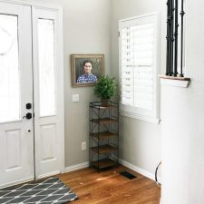 How to Paint a Stained Front Door
