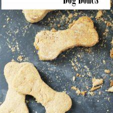 Homemade Dog Bones