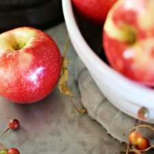 Apples Make a Play for Fall Tablescapes