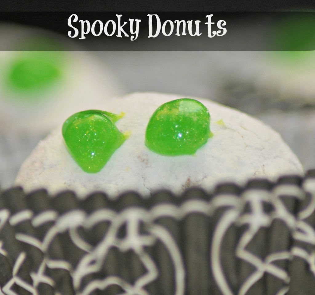 how-to-make-Halloween-donuts-in-a-minute