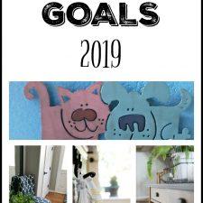 DIY Goals in 12 Months