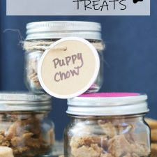 Homemade Puppy Chow Cookies