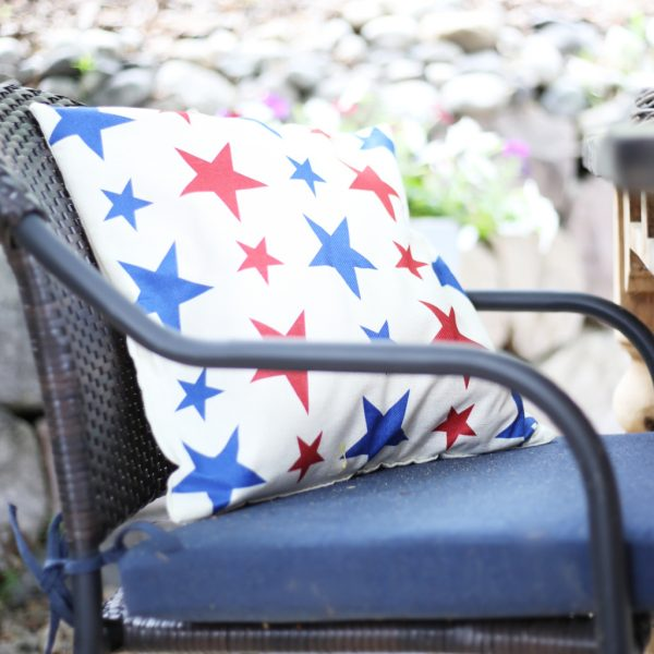 How to Keep Patio Cushions Dry + Video