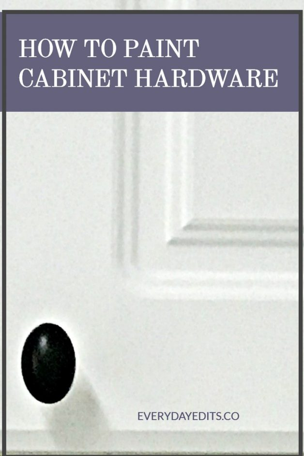 how-to-paint-cabinet-hardware