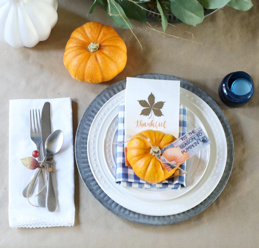 Thanksgiving-place-setting