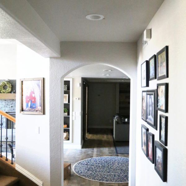 Mudroom Envy for the Garage Entry