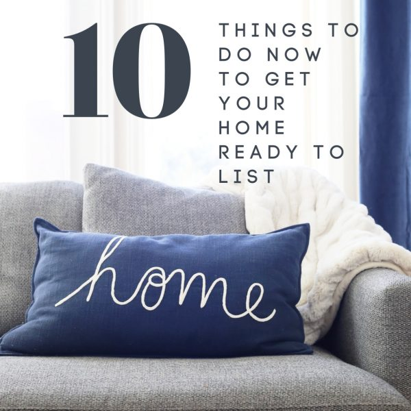 10 Home Projects Before Selling your Home