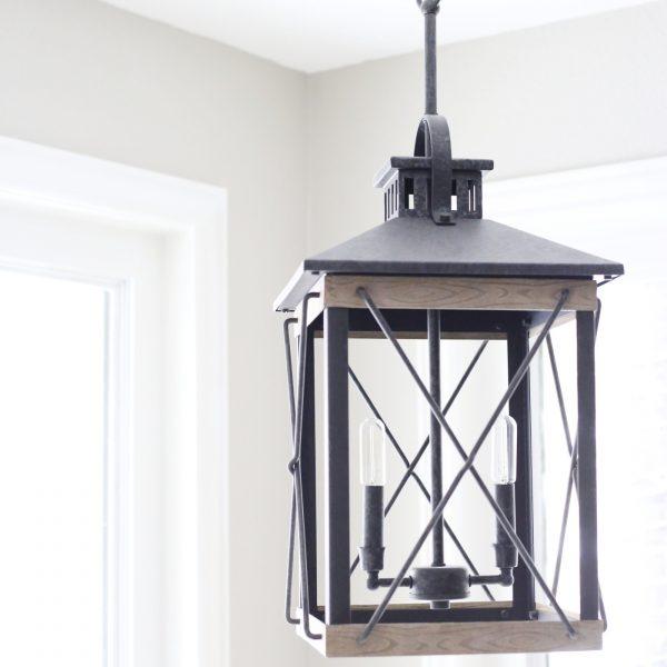 When to Update Builder-Grade Light Fixtures
