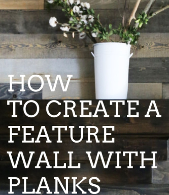 How to Create a Bedroom Feature Wall