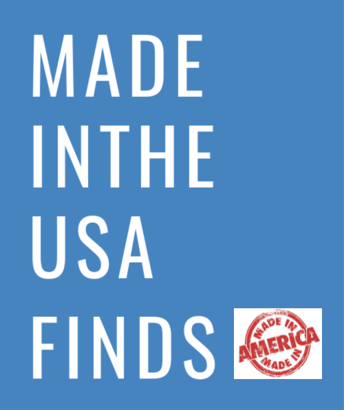 MADE IN THE USA FINDS