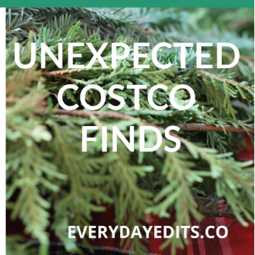 7 UNEXPECTED COSTCO  FINDS
