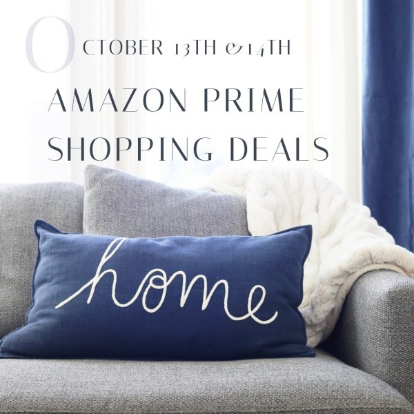 5 FAVORITE AMAZON PRIME HOME FINDS