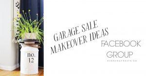 garage-sale-makeover-ideas-facebook-page