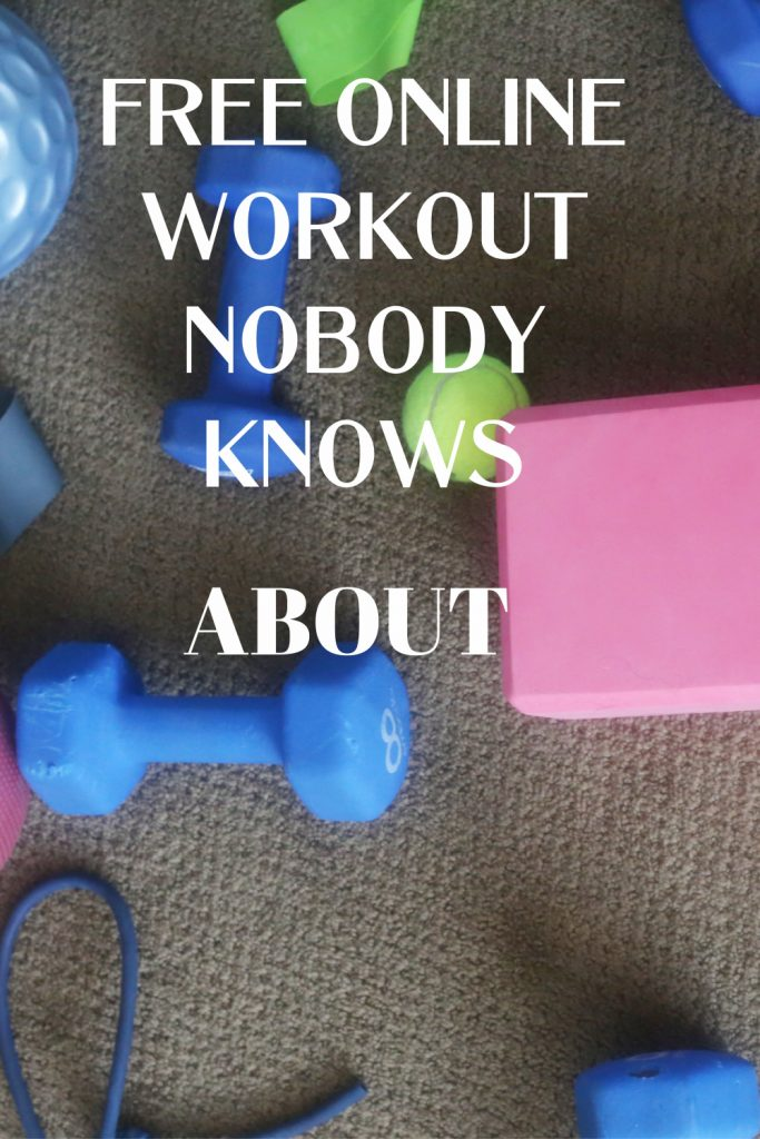 free-online-workout-nobody-knows-about