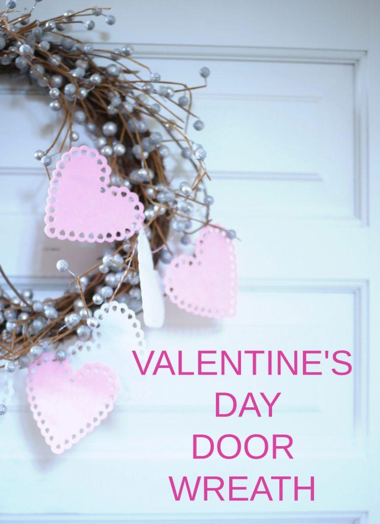 Valentine's-Day- Door-Wreath
