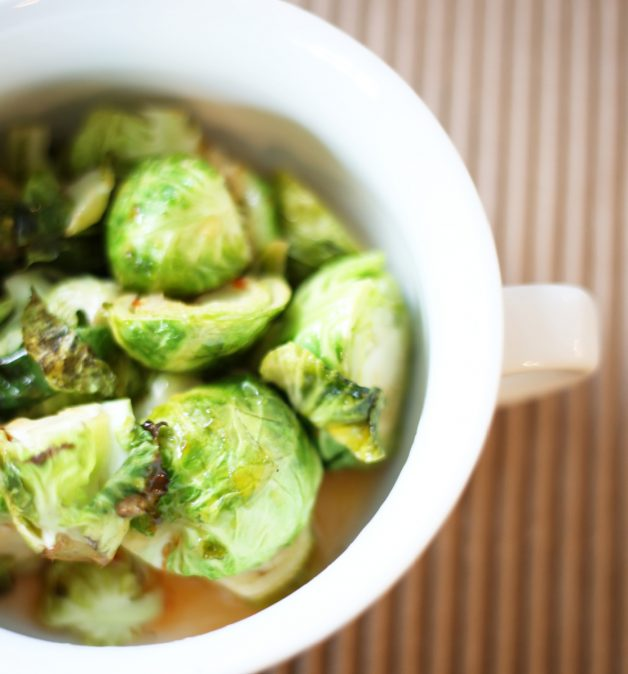 broiled-brussel-sprouts