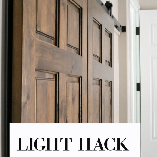 THIS LIGHT HACK TAKES SECONDS