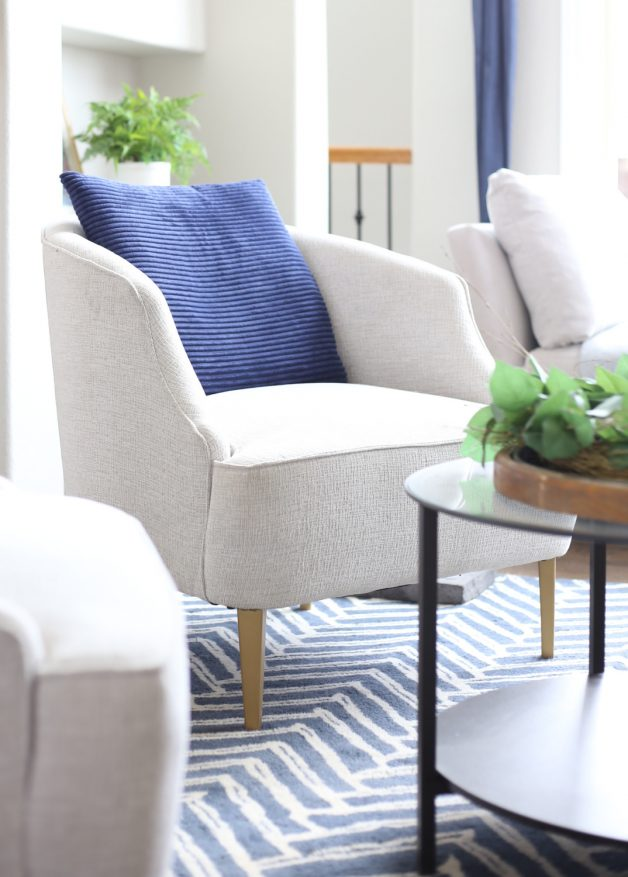 pottery-barn-knockoff-glass-coffee-table