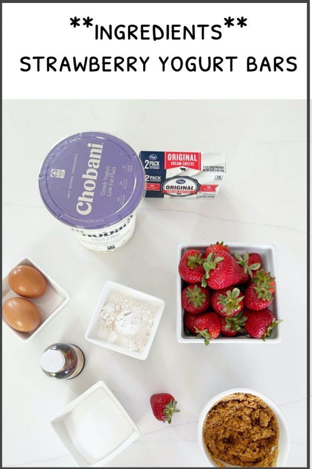 strawberry-yogurt-bars-ingredient-list