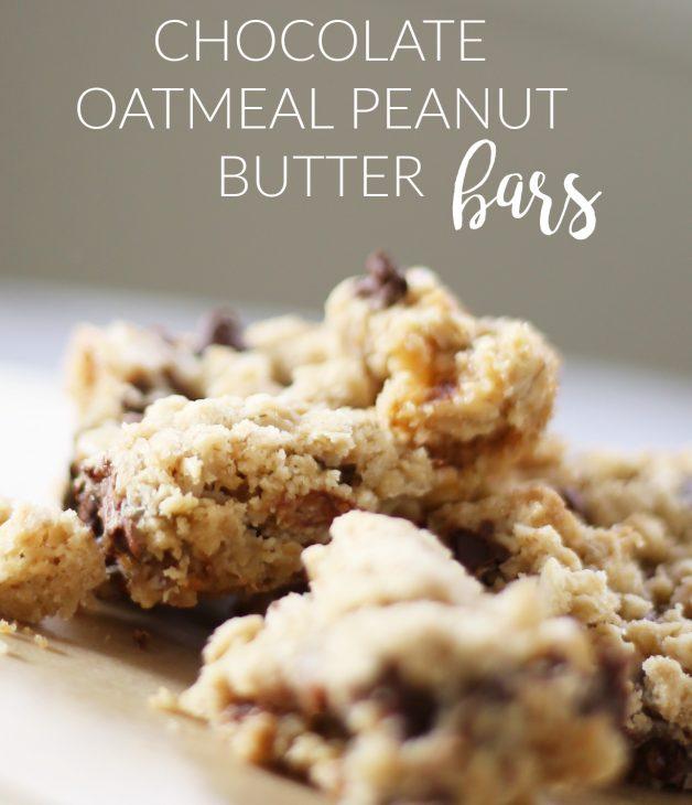 chocolate-oatmeal-peanut-butter-bars