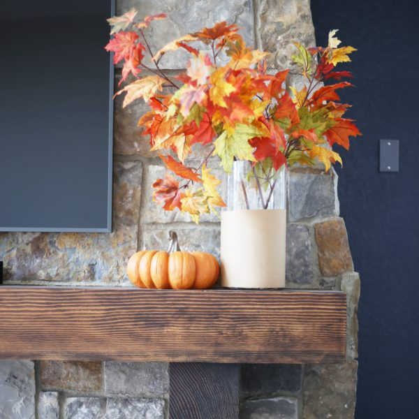 WAIT UNTIL YOU SEE THIS STONE FIREPLACE