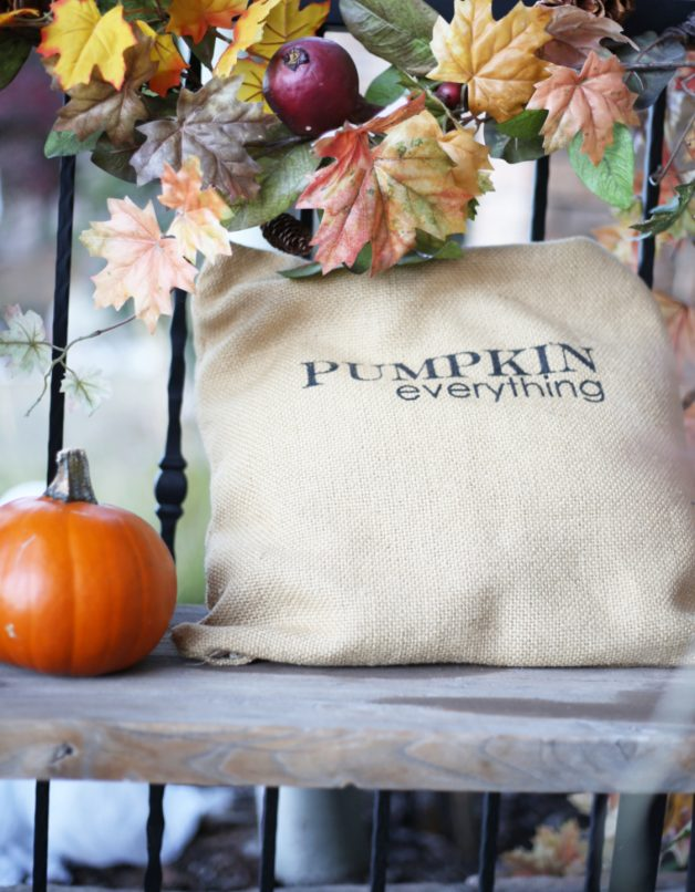 tips for a fall front porch