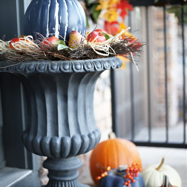 EASY TIPS FOR A FALL FRONT PORCH