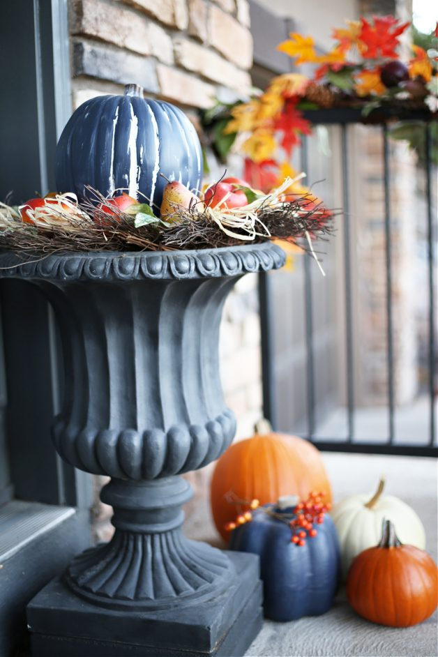 fall front porch tips for fall porches